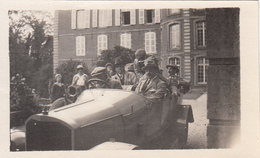 VOITURE ANCIENNE  - PHOTO 7x4,5 Cms - Cars