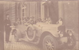 VOITURE ANCIENNE  - PHOTO 7x4,4 Cms - Cars