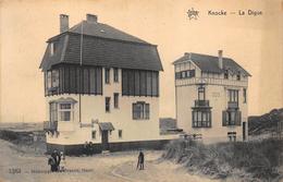 Knokke La Digue De Dijk Zeedijk       X467 - Knokke