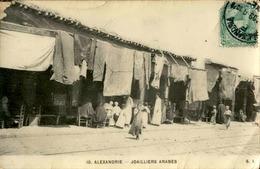 EGYPTE - Alexandrie - Joalliers Arabes - 21633 - Alexandria