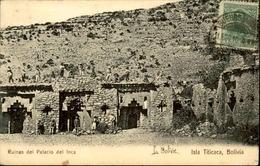 BOLIVIE - Ruines Incas - Ile Titicaca - 21634 - Bolivia