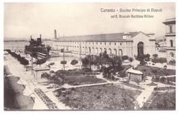 Taranto Bacino Principe Di Napoli  Arsenale Marittimo Militare - Taranto