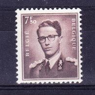 BELGIQUE, COB 1070 ** MNH, DENTELURE !, COB: 97,50. (6C208) - 1953-1972 Glasses