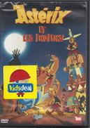 DVD - Astérix Et Les Indiens - Film Idéal Pour Toute La Famille - Animation
