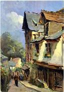 Bretagne . Yvon ; Dinan ; Rue Du Jersual. - Other Illustrators