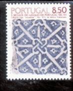 1528 + 1535 + 1539 + 1548  Azulejos Kacheln MNH ** Postfrisch - 1910-... República