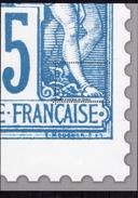 Feuillet Gommé Philaposte  4 ème Quart Type Sage - 1876-1878 Sage (Type I)