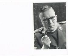Lissewege, Avelgem, Moeskroen, Heule: 1973, Z.E.Heer Omer André Gheysen, Pastoor Te Lissewege(2 Scans) - Images Religieuses