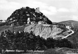 Cartolina - Appennino Reggiano Castello Di Canossa - Reggio Nell'Emilia