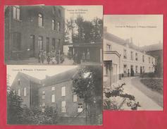 Leuze - Couvent De Willaupuis - 3 Cartes Postales ( Voir Verso ) - Leuze-en-Hainaut