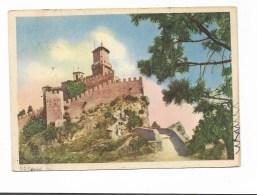 REPUBBLICA DI S.MARINO -  LA ROCCA   VIAGGIATA FG - San Marino