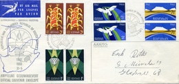 SOUTH AFRICA FDC South Africa/Suid-Afrika 1961 - 1966 - Storia Postale