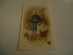 B667 Santino S.maria Bertilla - Images Religieuses