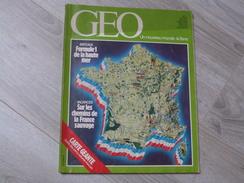 GEO UN NOUVEAU MONDE: LA TERRE N°51.1983.