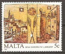Malta 1987 // Michel 772 ** (M)