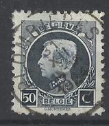 Nr 187 Centraal Gestempeld - 1921-1925 Petit Montenez