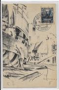 URSS - 1923 - CARTE De LENINGRAD NON VOYAGEE