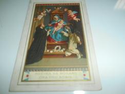 B667 Santino Regina S.s.rosario - Imágenes Religiosas