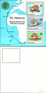 86707) Ascensione Island-sgms535-st HELENA MAIDEN Voyage-mnh - Isola Di Sant'Elena