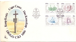 SUD WEST AFICA DIOGO CAO 1486   (GEN170154) - Storia Postale