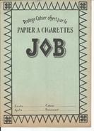 Protège-cahier Papier à Cigarettes Job. - Tabacco & Sigarette