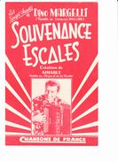 Partition Accordéon: Dino MARGELLI, Souvenance, Escales, Le Vin D'Arbois, AIMABLE, Charles MAILLIER Avec Paroles - Musique & Instruments