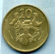 1983 10 MILS - Cyprus