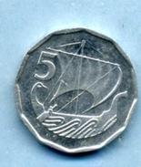 1982 5MILS - Cyprus