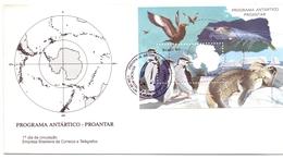 BRASIL  PROGRAMA ANTARTICO PROANTAR (GEN170159) - Missioni