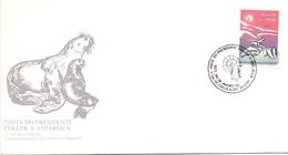 BRASIL  PROGRAMA ANTARTICO PRESIDENTE  FDC (GEN170158) - Missioni