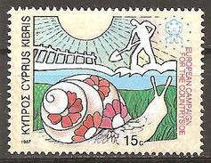 Zypern 1987 // Michel 688 ** - Cyprus (Republic)