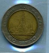 10 BAHT - Thailand