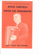 "Partition: Tangos Classiques: ""Amigo Margelli"", Palma Del Bandoneon"", ""Accordéon Sensible"" Dino MARGELLI - Musique & Instruments"