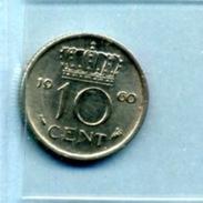 1960 10 CENTS - [ 3] 1815-… : Royaume Des Pays-Bas