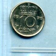 1976 10 CENTS - [ 3] 1815-… : Royaume Des Pays-Bas