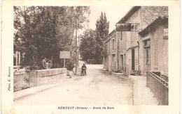 REMUZAT  ( Drome )  ROUTE DU DIOIS - Francia