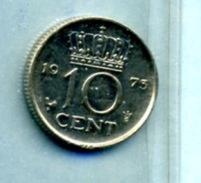 1973 10 CENTS - [ 3] 1815-… : Royaume Des Pays-Bas