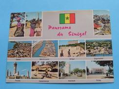 Panorama Du Sénégal (4811) - Anno 19?? ( Zie Foto Details ) !! - Sénégal