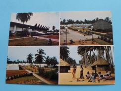 Hotel TROPICANA Vues Partielles ( République Du TOGO ) - Anno 19?? ( Zie Foto Details ) !! - Togo
