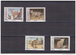 Namibia Nº 794 Al 797 - Namibia (1990- ...)