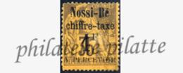 -Nossi-bé Taxe  6** - Nossi-Bé (1889-1901)