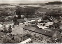 57 - LUCY - Vue Aérienne - Autres Communes