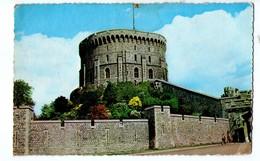 S2348 Small Size Postcard: Berkshire > Windsor Castle _ WRITED 1964 _ Chateau, Schloss, Castello - Windsor Castle