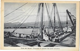 FORTE DEI MARMI (Italie) Port Bateaux Beau Plan Animation - Andere Steden