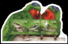 Niue 2011 - Mi-Nr. Block 164 ** - MNH - Vögel / Birds