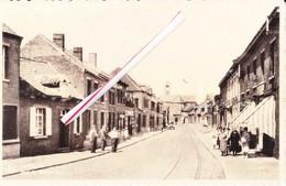 QUAREGNON - Rue De Monsville - Carte Animée (voir Scans) - Quaregnon