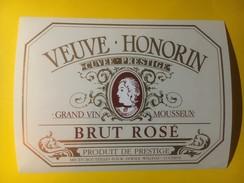 3395 - Veuve Honorin Cuvée Prestige Grand Vin Mousseux - Rosés