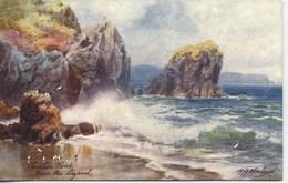 TUCKS OILETTE - HENRY WIMBUSH - 7069 - THE LIZARD - THE LION ROCK - Wimbush