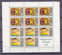 Nederland Blok 854 Kinderzegels 1965 - Periode 1949-1980 (Juliana)