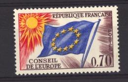 France  -  Services  :  Yv  35 ** - Ungebraucht